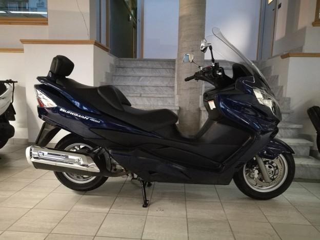 AN 400 2007 BLU