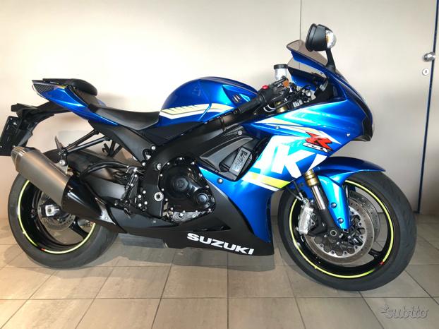 Suzuki gsx-r750r 2017 1