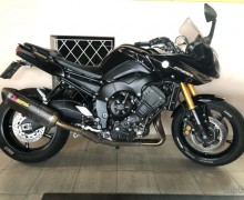 Yamaha FZ8 Fazer 2012 1
