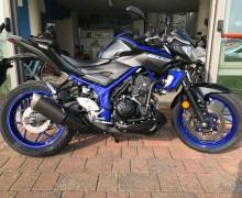 Yamaha MT03 2018 1