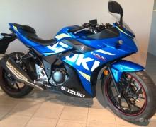 Suzuki gsx-r250r 1
