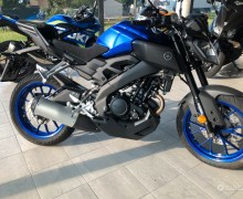 Yamaha MT 125 1