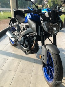 Yamaha MT 125 2