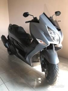 Suzuki an400 2017 aziendale 2