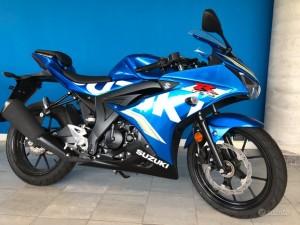 Suzuki gsx-r125 km0 1