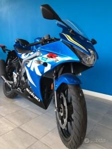 Suzuki gsx-r125 km0 2