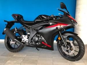Suzuki gsx-r125 km0 3