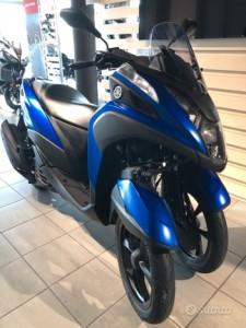 Yamaha tricity 155 2