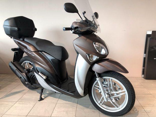 Yamaha Xenter 125 1
