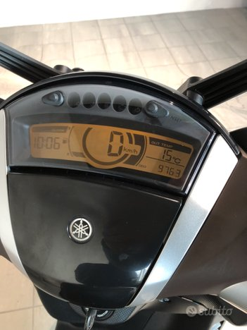 Yamaha Xenter 1253